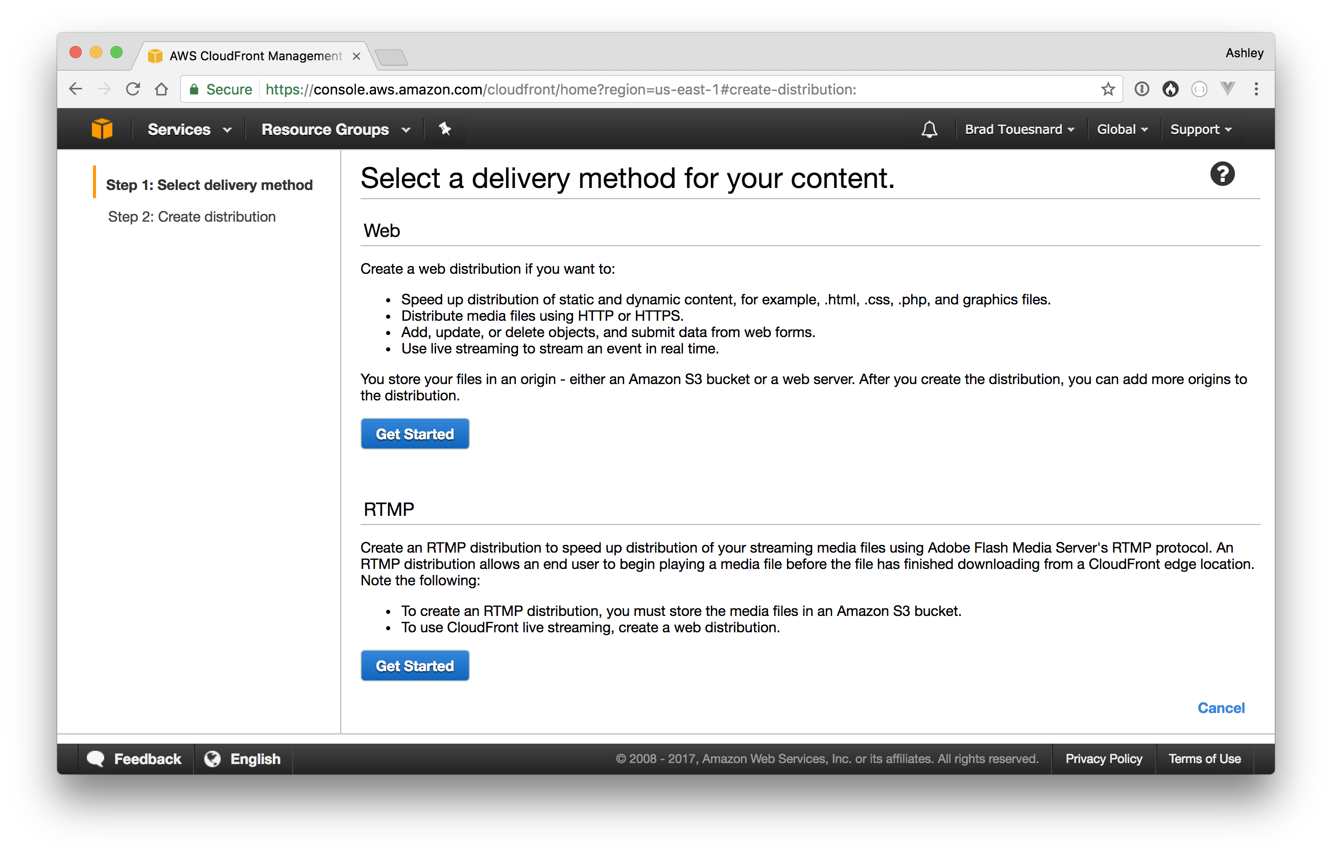 CloudFront Setup for Media Offloaded to Amazon S3